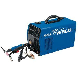 Draper - 230V Multi Process Welder MIG/TIG/MMA (200A)