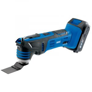 Draper - D20 20V Oscillating Multi Tool with 1x 2Ah Battery and Charger
