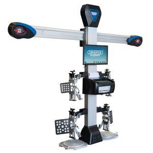 Draper - Digital 3-D Four Wheel Aligner