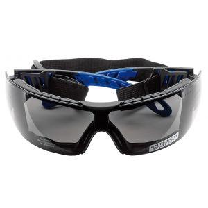 Draper - Smoked Anti-Mist Glasses