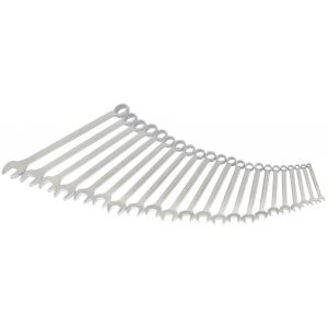 Draper - Long Metric Combination Spanner Set (22 Piece)