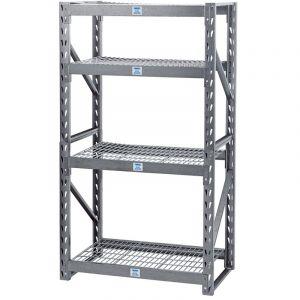 Draper - Expert Heavy Duty Steel 4 Shelving Unit - 1040 x 610 x 1830mm
