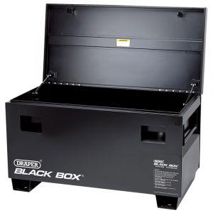 Draper - Contractors Secure Storage Box (Black Box®)