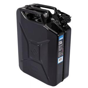 Draper - 20L Steel Fuel Can (Black)