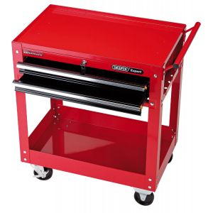 Draper - Expert 2 Level Tool Trolley with Two Drawers