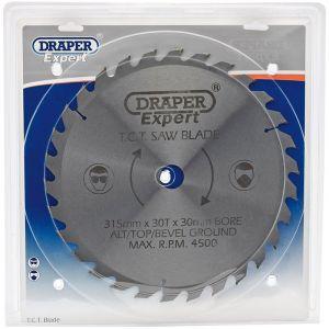 Draper - Expert TCT Saw Blade 315X30mmx30T