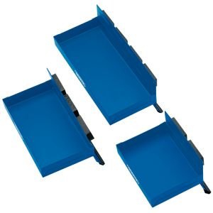 Draper - Magnetic Tool Tray Set (3 Piece)
