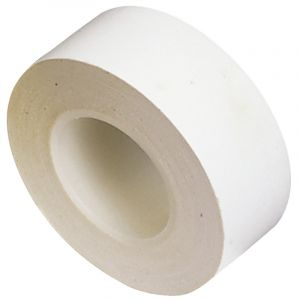 Draper - 10M x 19mm White Insulation Tape to BSEN60454/Type2 (Pack of 8)