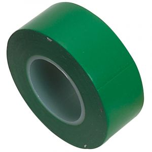Draper - 10M x 19mm Green Insulation Tape to BSEN60454/Type2 (Pack of 8)