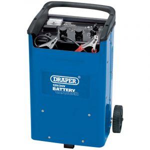 Draper - 12/24V 360A Battery Starter/Charger
