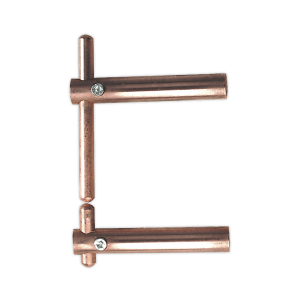 Sealey Spot Welding Arms 130mm Plain Electrode Holder