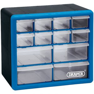 Draper - 12 Drawer Organiser