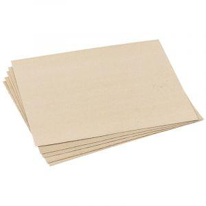 Draper - 5 x Assorted Glasspaper Sheet Pack (280 x 230mm)