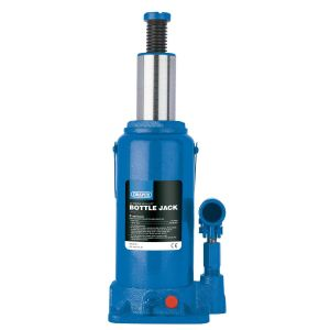 Draper - High Lift Hydraulic Bottle Jack (10 Tonne)