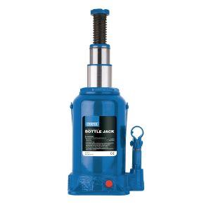 Draper - High Lift Hydraulic Bottle Jack (12 Tonne)