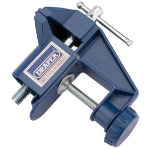 Draper - 55mm Clamp on Hobby Bench Vice