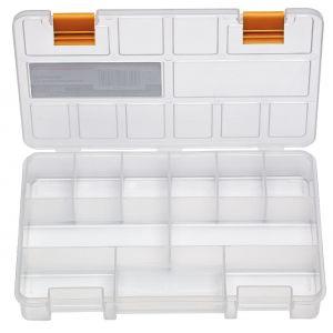 Draper - Plastic Storage Organiser 230 x 150 x 33mm