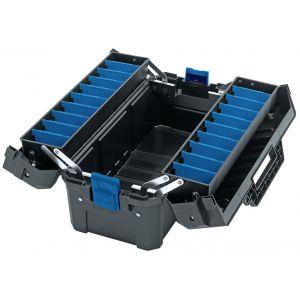 Draper - Plastic Cantilever Toolbox (454mm)