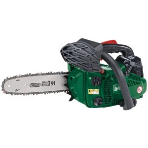 Draper - 250mm Petrol Chainsaw with Oregon® Chain and Bar (25.4cc)
