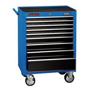 "Draper - 26"" Roller Cabinet (9 Drawers)"