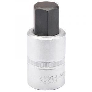 """Draper - 22mm 3/4"""" Sq. Dr. Elora Hexagon Screwdriver Socket"""