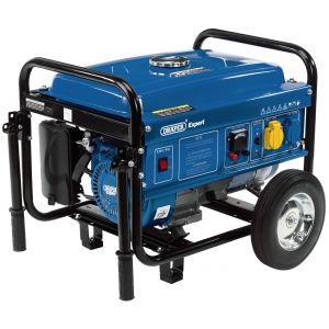 Draper - Petrol Generator with Wheels (2.2kVA/2.0kW)