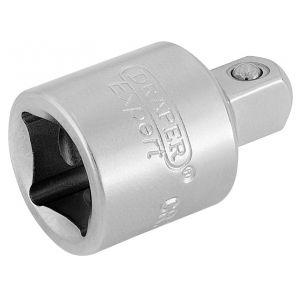 """Draper - 3/8""""(F) x 1/4""""(M) Socket Converter"""