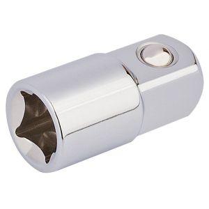 """Draper - 3/8""""(F) x 1/2""""(M) Socket Converter"""