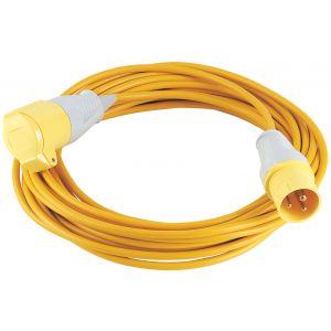 Draper - 110V Extension Cable (14M x 1.5mm)