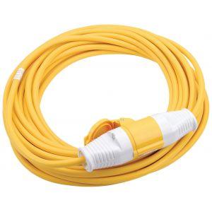 Draper - 110V Extension Cable (14M x 2.5mm)