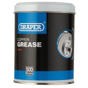 Draper - Copper Grease (500g)