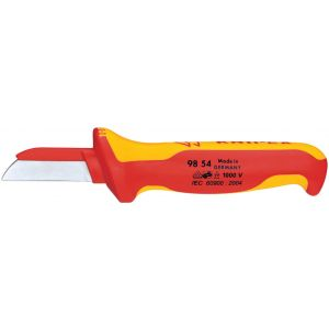 Draper - Knipex 98 54 180mm Fully Insulated Cable Knife