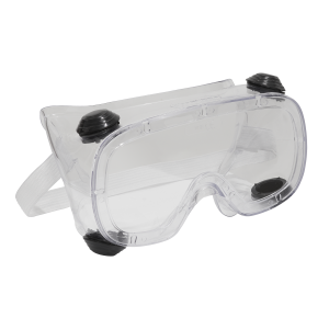 Sealey Standard Goggles Indirect Vent
