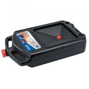 Draper - 8L Portable Oil Drainer