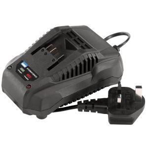 Draper - Draper Storm Force® 20V Fast Charger for Power Interchange Batteries