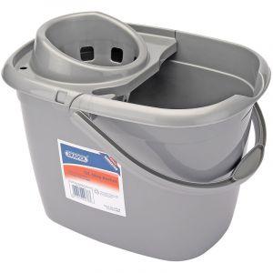Draper - Plastic Mop Bucket (12L)