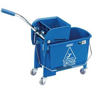 Draper - Kentucky Mop Bucket with Wringer (20L)