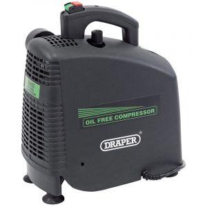 Draper - Oil-Free Air Compressor (1.1kW)