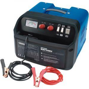 Draper - 12/24V 120A Battery Starter/Charger