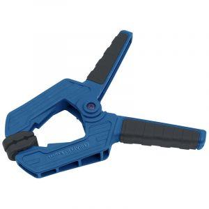 Draper - 100mm Capacity Soft Grip Spring Clamp