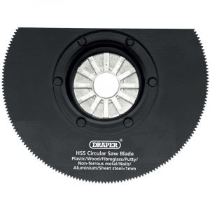 Draper - HSS Circular Saw Blade 85mm Dia. x 18tpi