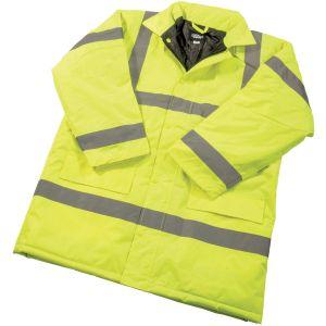 Draper - High Visibility Traffic Jacket - Size M