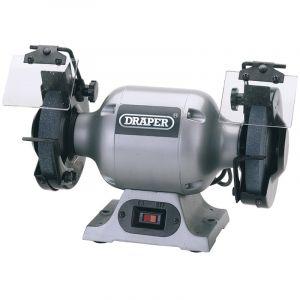 Draper - 150mm Heavy Duty Bench Grinder (370W)