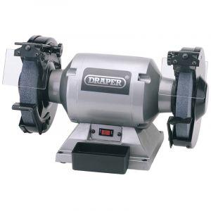Draper - 200mm Heavy Duty Bench Grinder (550W)