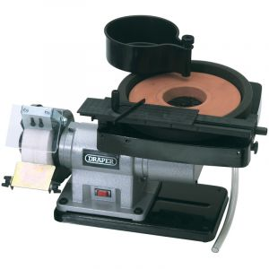 Draper - Wet and Dry Bench Grinder (350W)