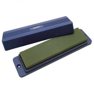 Draper - 200 x 50 x 25mm Silicone Carbide Sharpening Stone with Box