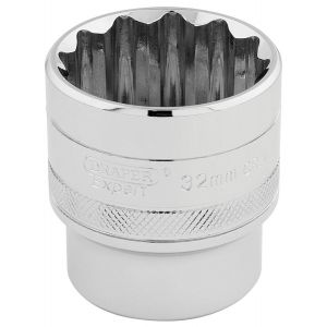 """Draper - 1/2"""" Sq. Dr. Hi-Torq® 12 Point Socket (32mm)"""