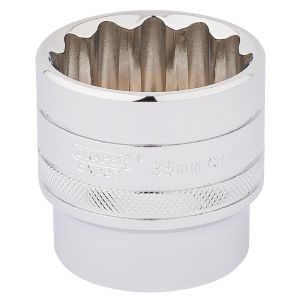 """Draper - 1/2"""" Sq. Dr. Hi-Torq® 12 Point Socket (36mm)"""