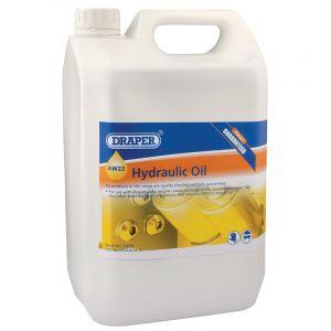 Draper - AW22 Hydraulic Oil (5L)