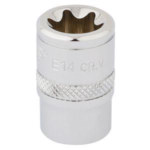"""Draper - 3/8"""" Sq. Dr. Draper TX-STAR® Socket (E14)"""
